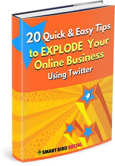 20 Twitter Tips to Explode Your Online Business