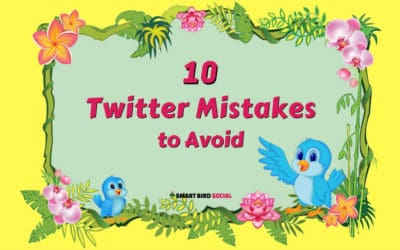 10 Twitter Mistakes to Easily Avoid