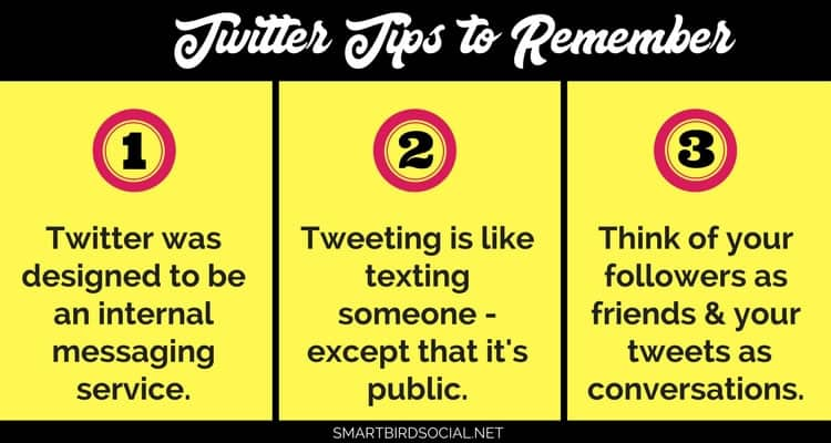 Twitter Tips to Remember - Drive Traffic with this Strategy
