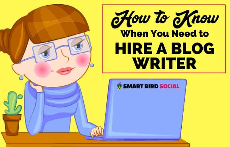Hire writer for blog