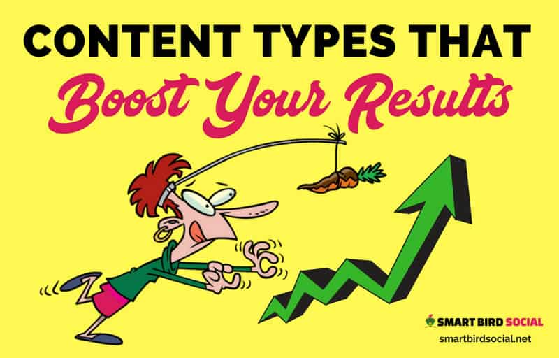 6 Content Types Pretty Much Guaranteed to Boost Your Results