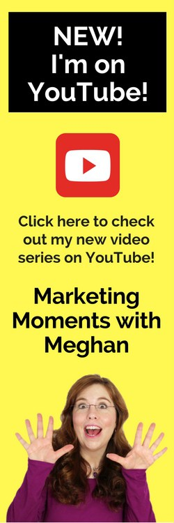 YouTube - Marketing Moments with Meghan