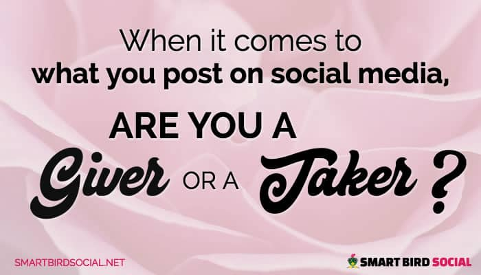 What does your social media content say about you?